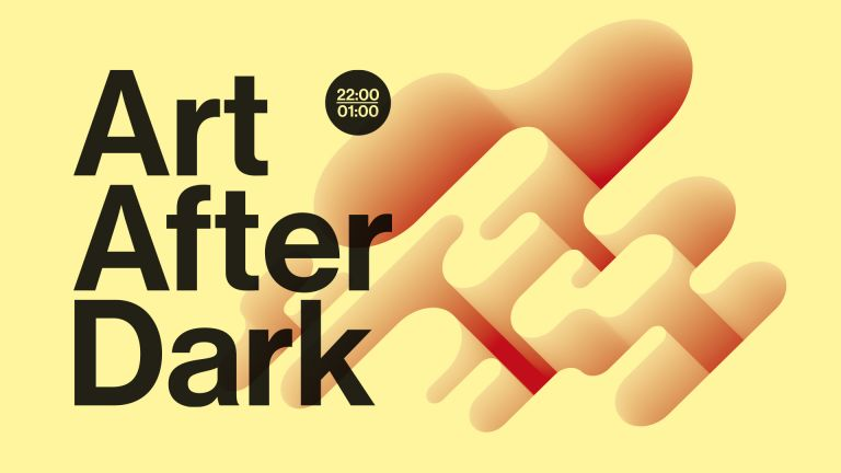 Art After dark guggenheim bilbao noviembre